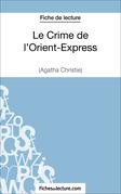 Fiche de lecture : Le Crime de l'Orient-Express