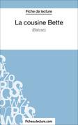 La cousine Bette de Balzac (Fiche de lecture)