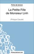 Fiche de lecture : La Petite Fille de Monsieur Linh