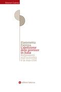 L'abolizione delle province in Italia