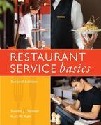 Restaurant Service Basics