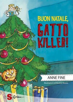 Buon Natale, gatto killer!