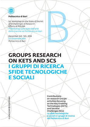 I gruppi di ricerca sfide tecnologiche e sociali - Groups Research on kets and SCS