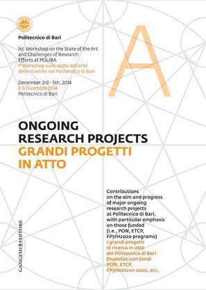 Grandi progetti in atto - Ongoing research project