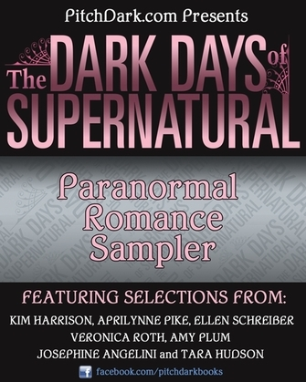 PitchDark Presents the Dark Days of Supernatural Paranormal Romance Sampler
