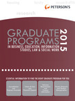 Graduate Programs in Business, Education, Information Studies, Law & Social Work 2015 (Grad 6)