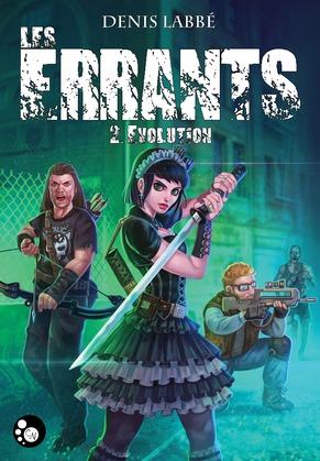 Les Errants, tome 2 : Evolution