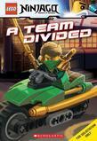 LEGO Ninjago: A Team Divided (Chapter Book #6)