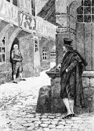 La Maison du Chat-qui-pelote   Honoré de  Balzac
