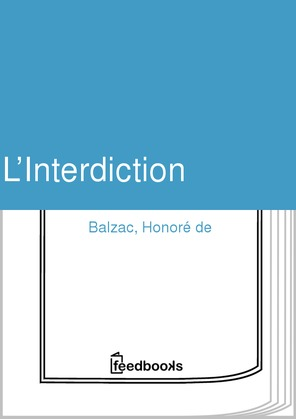 L'Interdiction