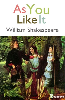 As you like it book