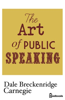 The Art of Public Speaking | Download Ebook Free