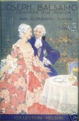 Joseph Balsamo - Tome II (Les Mémoires d'un médecin) | Alexandre Dumas