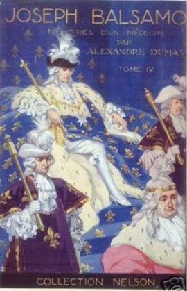 Joseph Balsamo - Tome IV (Les Mémoires d'un médecin) |