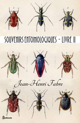 Nouveaux souvenirs entomologiques - Livre II | Jean-Henri Fabre
