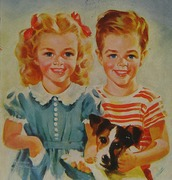 The Bobbsey Twins at School