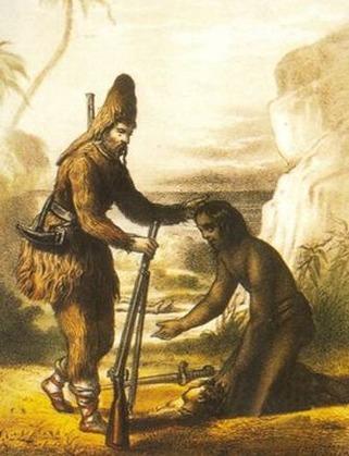 Image de couverture (Robinson Crusoé - Tome II)