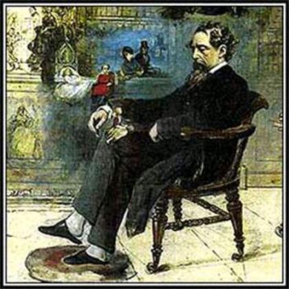 Les Conteurs à la ronde | Charles Dickens