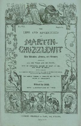 Vie et aventures de Martin Chuzzlewit - Tome II | Charles Dickens