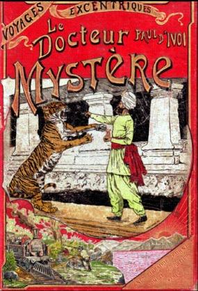 Le Docteur Mystère | Paul d' Ivoi
