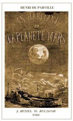 Un habitant de la planète Mars | Henri de Parville