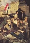 Ricordi intorno alle cinque giornate di Milano (18-22 Marzo 1848)