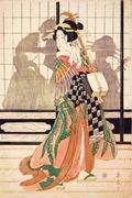 Yu-ri-sàn, la pittrice di crisantemi