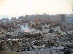 I racconti di Sebastopoli - Due ussari - Il taglio del bosco