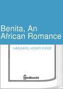 Benita, An African Romance