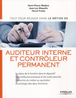 Les métiers d'auditeur interne et de contrôleur permanent