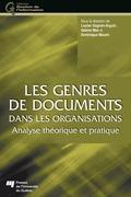 Les genres de documents dans les organisations