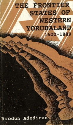 The Frontier States of Western Yorubaland