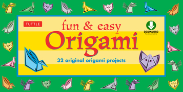 Fun & Easy Origami: (Downloadable Material Included)