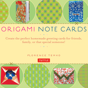 Origami Note Cards Ebook