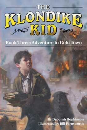 Adventure in Gold Town