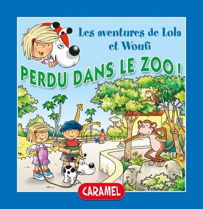 Perdu dans le zoo !