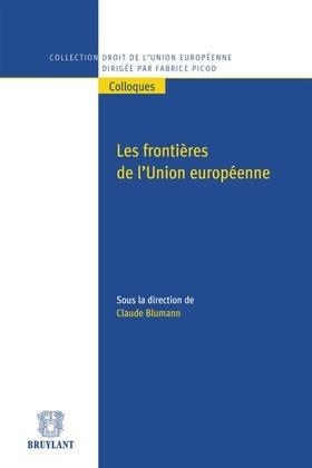 Les frontières de l'Union européenne