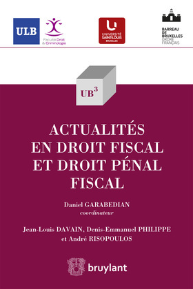 Actualités en droit fiscal
