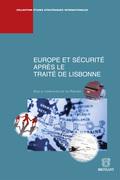 Europe et sécurité après le Traité de Lisbonne