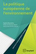 La politique européenne de l'environnement