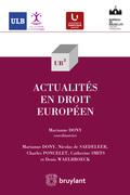 Actualités en droit européen