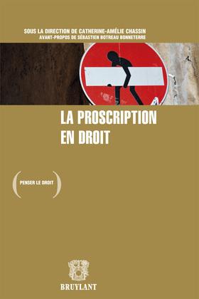 La proscription en droit