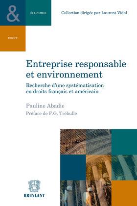 Entreprise responsable et environnement
