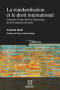 La standardisation et le droit international