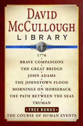David McCullough Library E-book Box Set