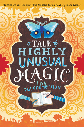 Image de couverture (A Tale of Highly Unusual Magic)