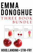 Emma Donoghue Three-Book Bundle