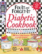Fix-It and Forget-It Diabetic Cookbook Revised and Updated