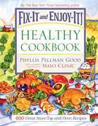 Fix-It and Enjoy-It Healthy Cookbook