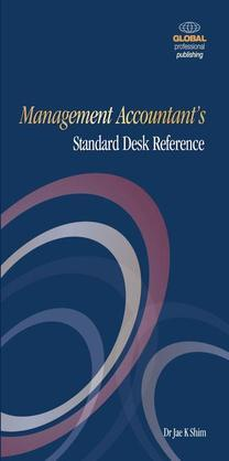 Management Accountant's Standard Desk Reference
